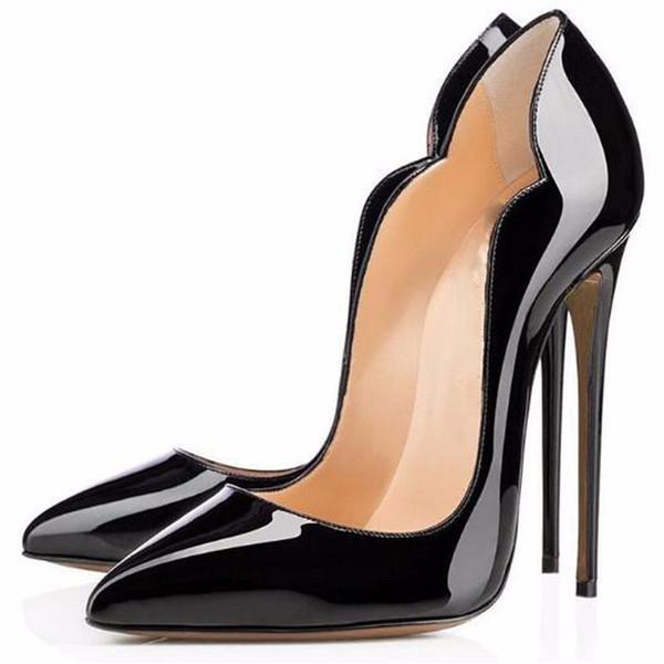 Mode Femmes Escarpins Femmes Chaussures Rouge Marque Talons Hauts Talons Aiguilles Escarpins Chaussures Pour Femmes Sexy Chaussures De Mariage De Partie Femme Talons Hauts 7drf
