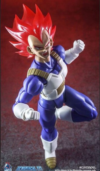2019 Demoniacal Fit Suit For Shf Ssj Red God Vegeta Accessories Custom Headsculpt Head And Hair Set From Beimei20170703 32 77 Dhgate Com