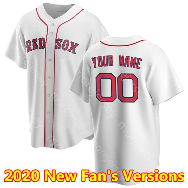 2020 Fan # 039; versions blanches