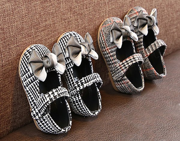 Infant Shoes Spring And Autumn Baby Shoes Crochet Rubber Woven Plaid New born Boys Girls Crochet Toddler Shoes Infant Prewalker Sneakers