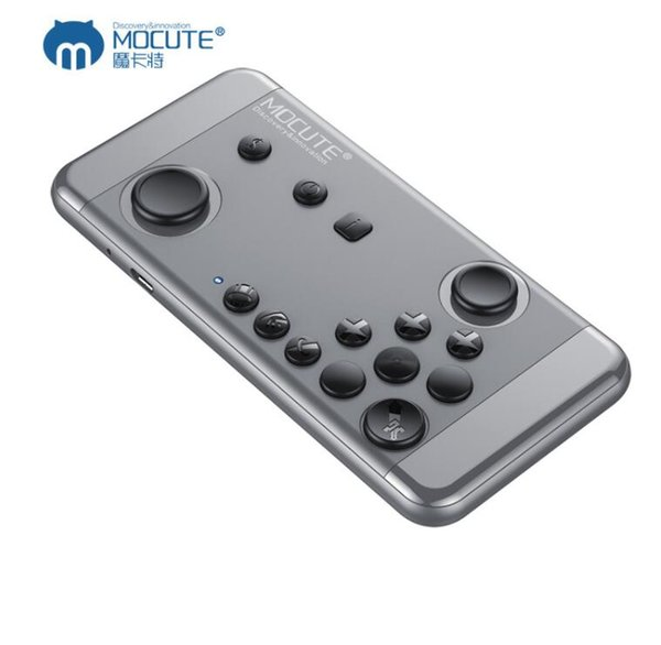 MOCUTE 055 Mini Gamepad Bluetooth Wireless Game Controller Remote Control Android Joystick Game Console For VR Smartphone TV BOX