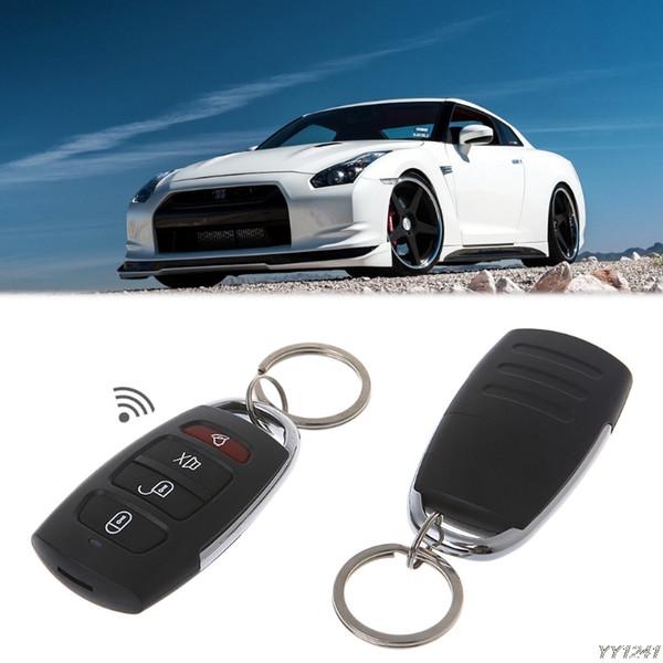 1Set Car Vehicle Burglar Protection System Alarm Security+2 Remote Control USA