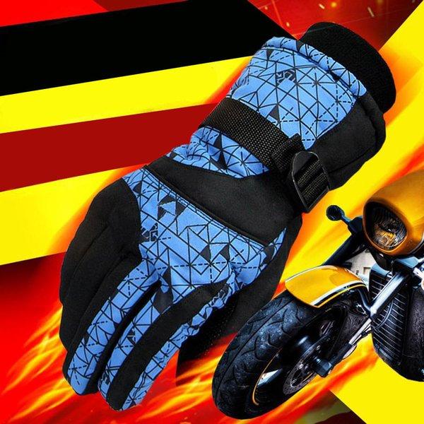 Provide Traspirante mezzi della barretta Sport Fitness Ciclismo Equitazione Bike Guanti Senza Dita Rosso