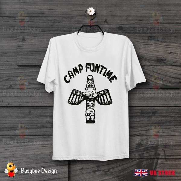 f0fcfb46 Totem Pole Blondie Camp Funtime Retro Hipster Vintage Unisex T shirt B57  Harajuku Summer 2018 Tshirt Style Round Style Tshirt
