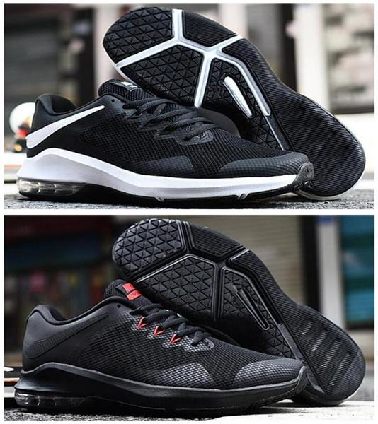 2019 nouveaux Maxes ALPHA TRAINER hommes casual chaussures de course 95 noir or rouge 95s chaussures blanc designer designer Sport Hommes Maxes Zapatos Snea