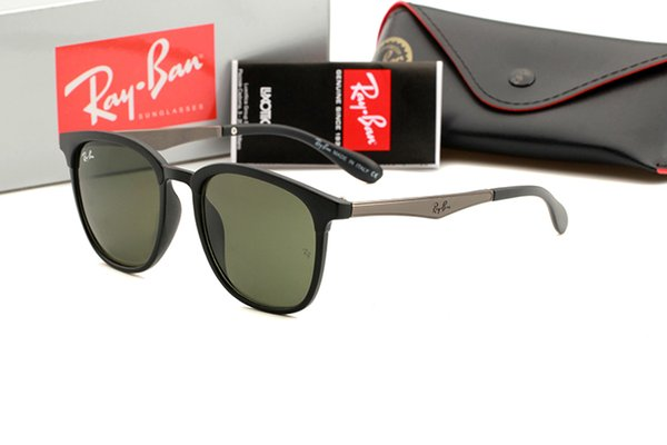 2018 Luxus neuen Stil Quadrat Frauen Sonnenbrille 4278 Marke Designer Männer Sonnenbrille polarisierte Driving Sporen Brille