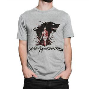 Oyun thrones Valar Morghulis T gömlek Arya Stark Tee Erkekler 039 s Kadınlar 039 s Tüm Boyutları