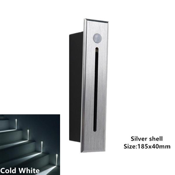 Silber kaltes Weiß B