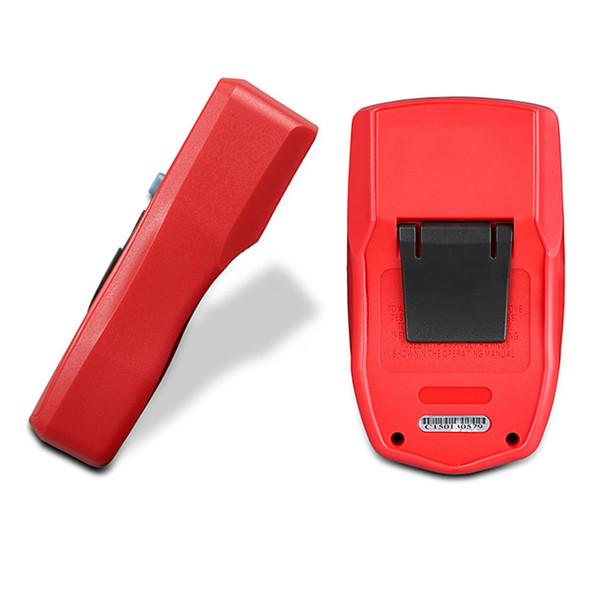 UNI-T Auto Range UT33A LCD Digital Multimeter Handheld AC DC ohm volt meter