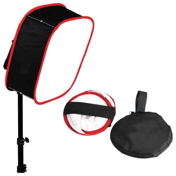 Universal Foldable Collapsible Softbox Diffuser For LED Light Panel Studio Photography Camera Photo Shoot Video