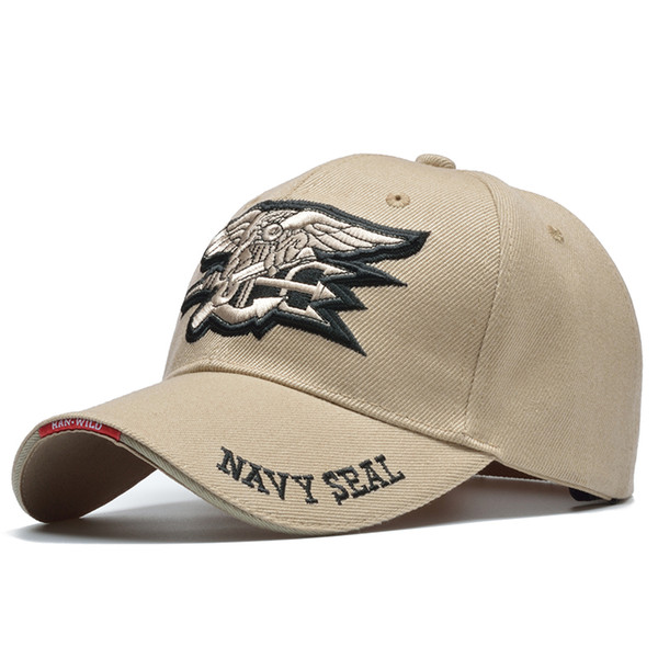 US Navy Cap Fashion Cool Male Seal Air Soft Tactical Bone Gorras Baseball Caps Army Hat Solider Casquette Bonnrt