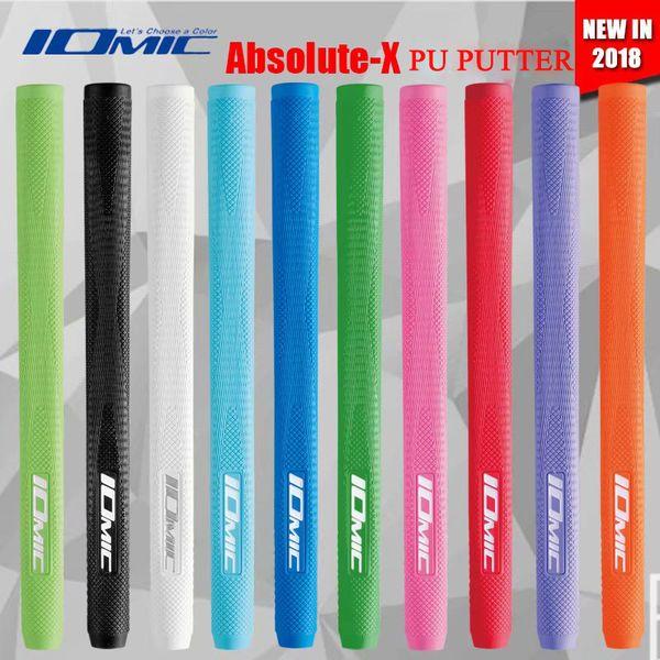 IOMIC Absolute-X atıcı kavrama TPE malzemesi yüksek performanslı 10 renk isteğe bağlı