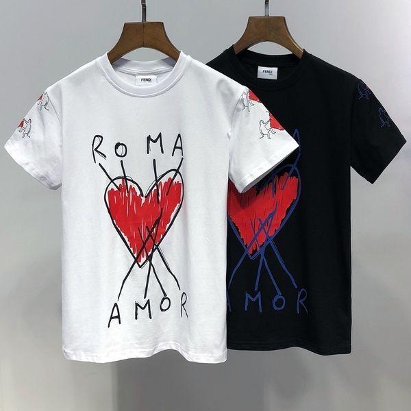 Satın Al Fen 2019 Yeni Moda çocuk T Shirt Pamuklu Kumaş Rahat Ve