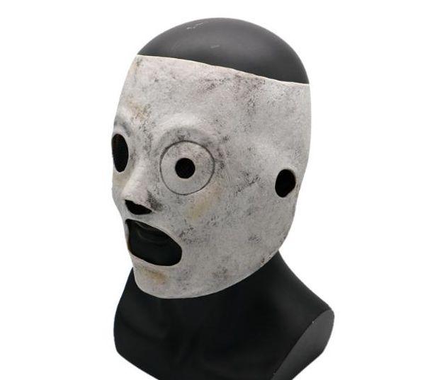 Spedizione gratuita Scary 2019 Nuova vendita CALDA Halloween Party Accessories Movie Tema spaventoso Maschera Slipknot Joey Band Latex Maschere di Halloween