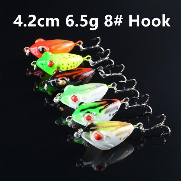 4.2cm 6.5g 8# hook