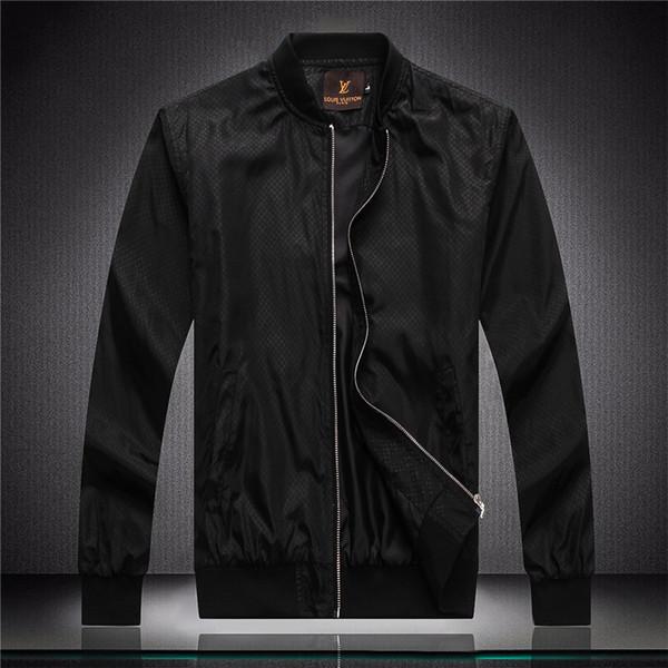 Mens Designer Jaqueta Outono Casaco de Inverno Blusão Marca Casaco Com Zíper Nova Moda Casaco Jaquetas Esportivas Ao Ar Livre Plus Size Roupas Masculinas