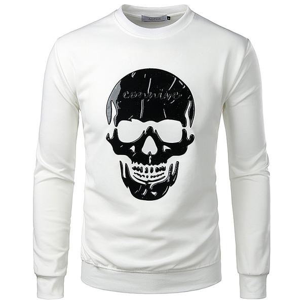 Мужская дизайнер свитер новая мода и высокого качества свитер для мужчин спортивная мужская классический стиль с буквами 3 цвета доступны M-4XL -1
