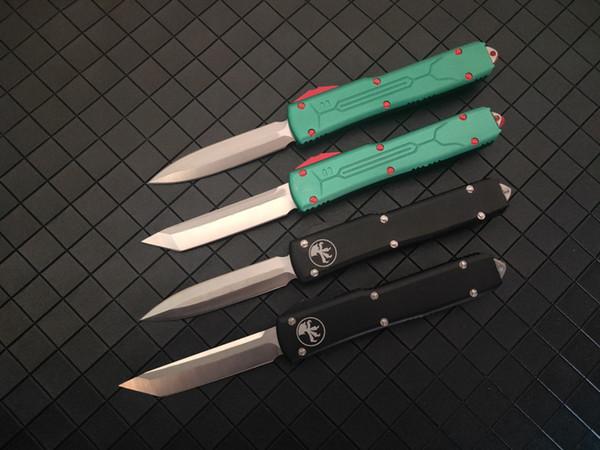 AD010 карманный нож Высокая твердость лезвия D2 Окисление алюминиевая ручка для кемпинга выживания Открытый EDC Tactical Инструменты Ножи кухонные