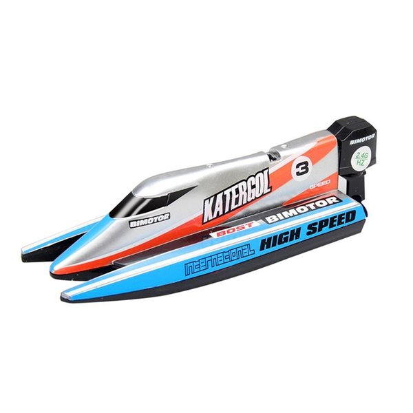 Wholesale Racing Boat Remote Control Racing Electric Ship Fast High Speed Boats Water Toys Birthday Gift For Kids Children Rc Remote Control Cars For