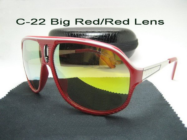 C-22 Big Red / Red objectif