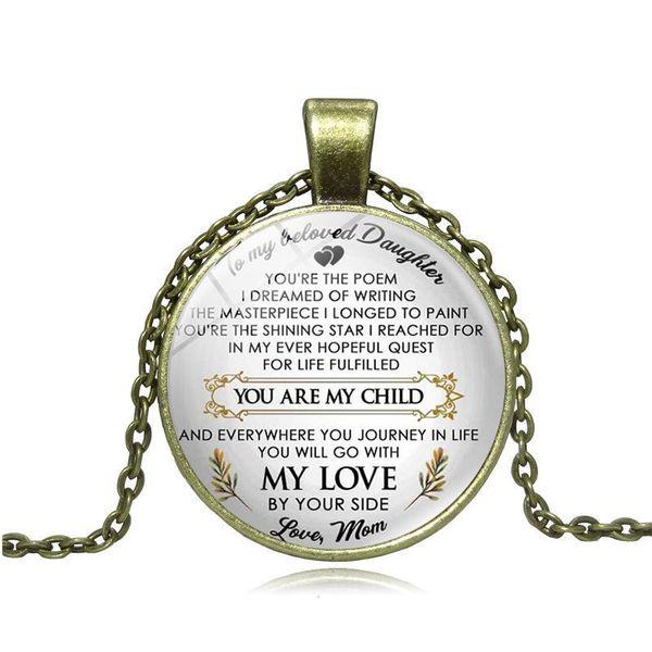 Wholesale New Fashion Jewelry You Are My Child English