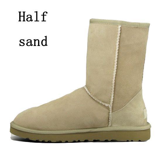 Classic Half Boots (6)