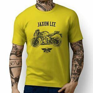Camiseta unisex Jaxon Unisex CBR1000RR SP1 2016 Unisexillustration