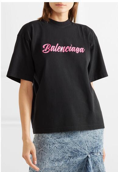 T-Shirts Femme Kanye West O Neck Marque Vêtements Vampire Paris Slim T-shirt femme noire de Justin Bieber