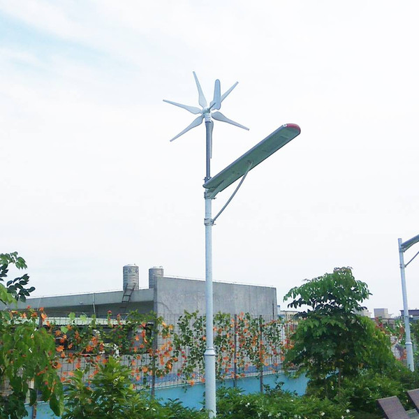 Popular Selling Max 300W Vertical Green Color Wind Turbine Generator