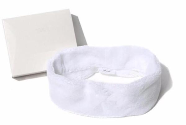 Горячая распродажа! Новый 2019 классический бренд с логотипом ДЛЯ ВОЛОС кольца спорт йога ленты для волос мягкий эластичный волос веревки оголовье с VIP коробка подарок свадебный подарок