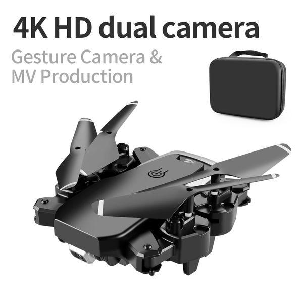 4K cámaras duales