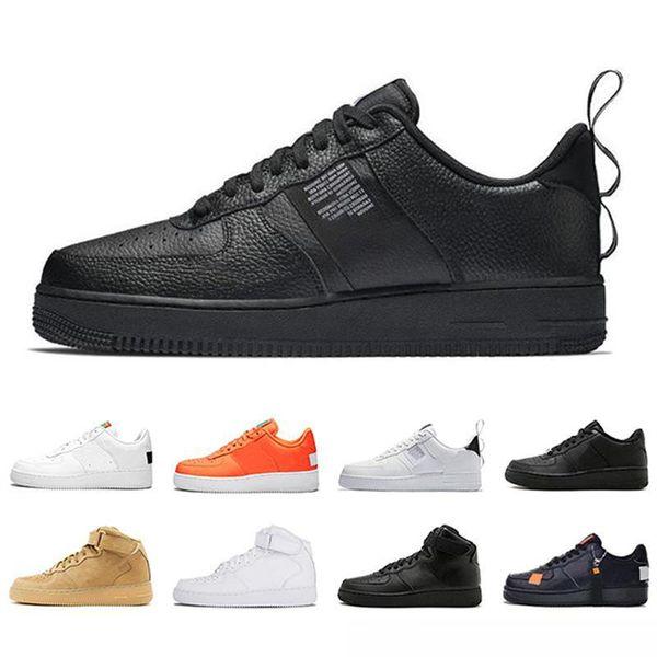 Marka indirim Bir 1 Dunk Erkek Kadın Koşu Ayakkabıları Spor Kaykay Ones Ayakkabı Yüksek Düşük moda lüks erkek kadın tasarımcı sandalet ayakkabı