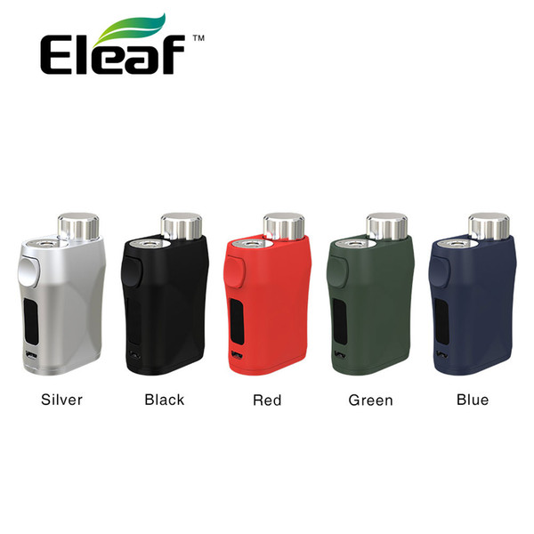 Eleaf iStick Pico X 75W TC Box MOD Single 18650 cell with 75W output No Battery E cig MOD