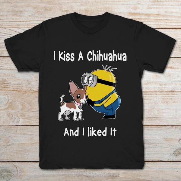 Minion Kiss ATop teeT-Shirt