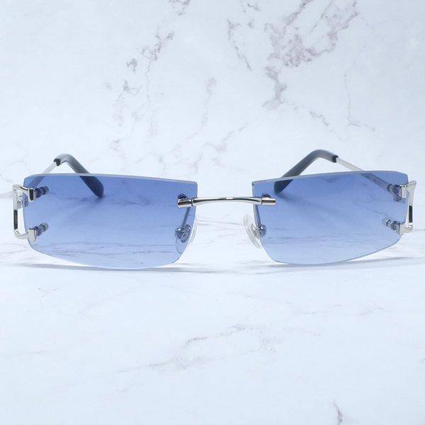 Piccolo blu argento