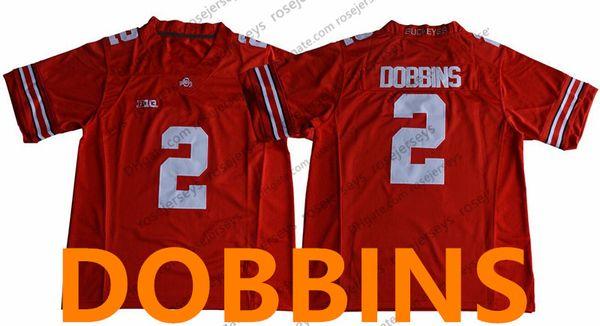 2 JK Dobbins Rot