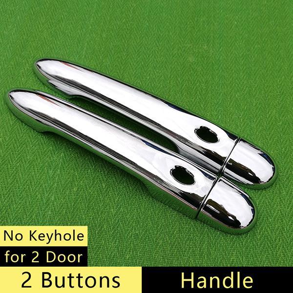 2Dr No Key 2 Buttons