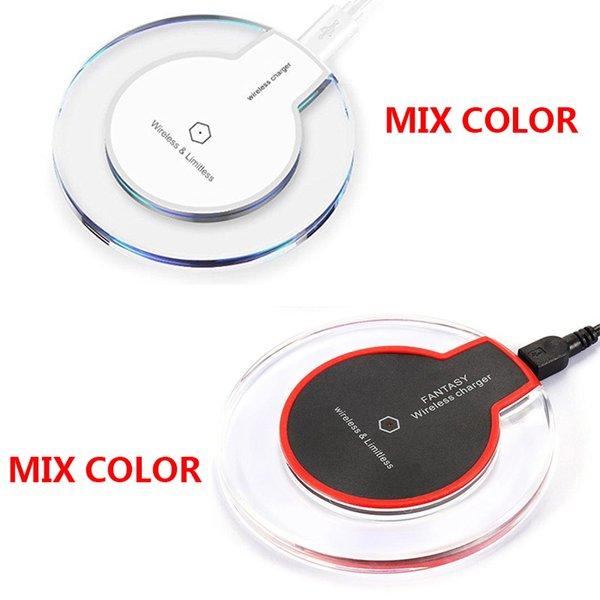 MIX Couleur chargeur sans fil