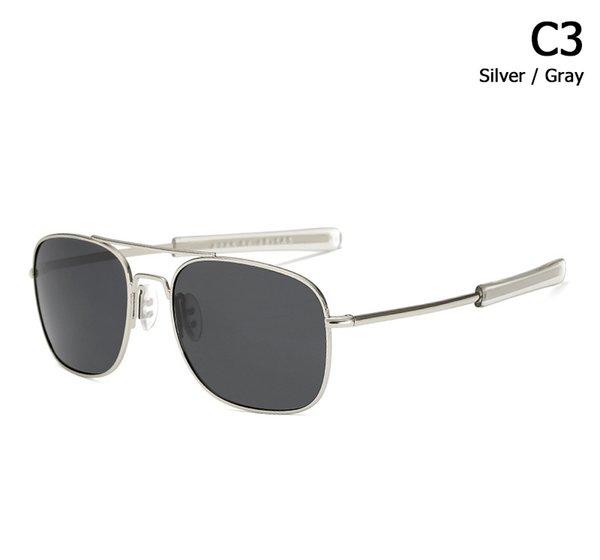 C3 gris plateado