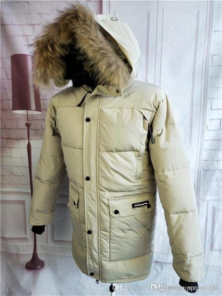 2 2020 brand mens designer winter coats canada parkas outdoor outerwear hooded manteau slim down jacket coat hiver parka doudoune homme