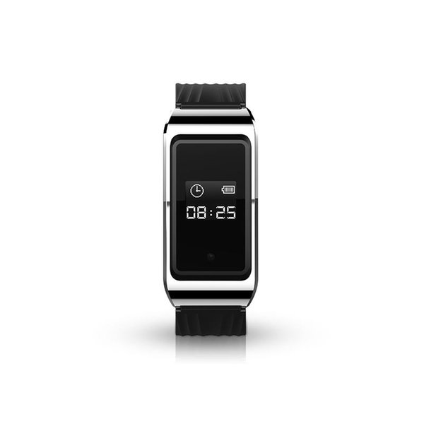 D6 Portable Audio Video Watch Bracelet Business Meeting Video Recorder Bracelet Sound Voice Recorder Recording