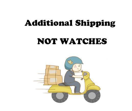 extra shipping ,NO watch