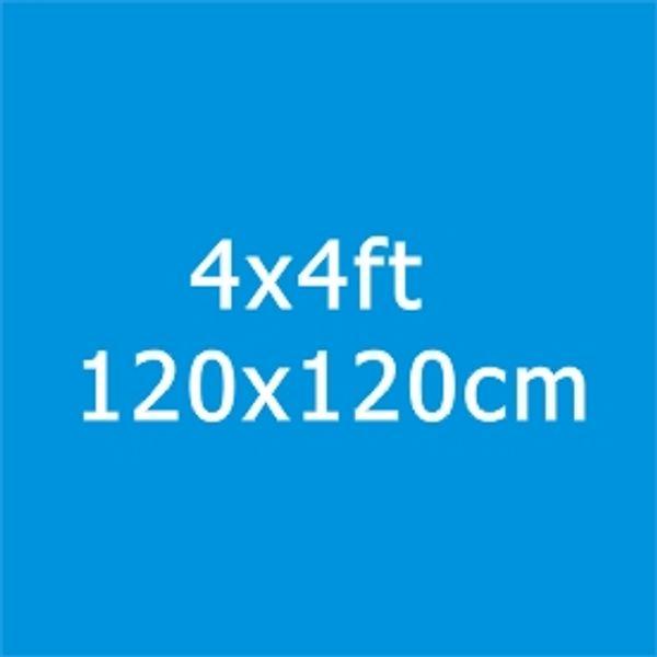 4*4ft / 120*120cm