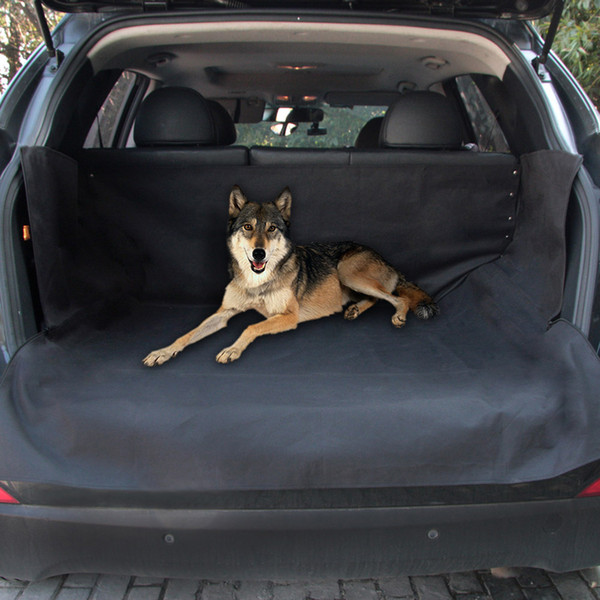 Backseat Dog Hammock >> Puppy Safety Waterproof Back Seat Cover For Dogs Mats Hammock Protector Rear Pet Car Detector Car Back Seat Cover Infant Car Seat Strap Covers Infant