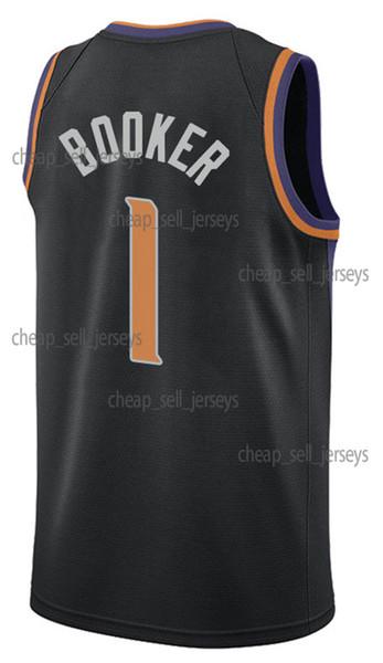 c68c316c07e8 20 Jackson jersey 1 Booker 22 Ayton basketball Jerseys Phoenix City Suns  men 2018-2019 new