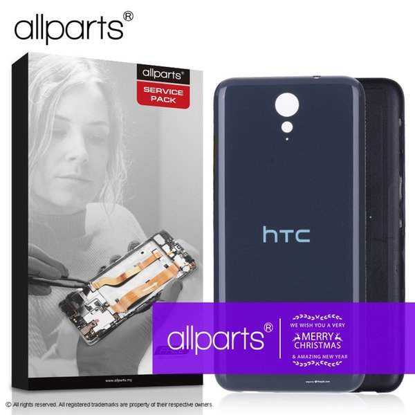 White Black Original Rear Back Housing For HTC Desire 820 mini Back Cover Battery Door Replacement Parts