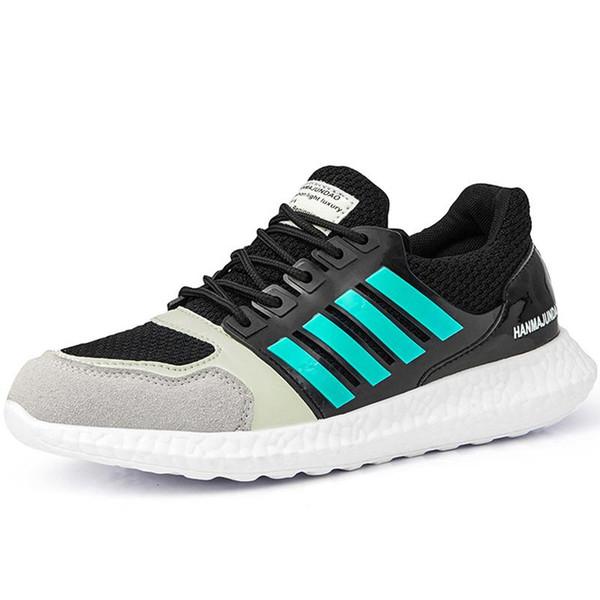 Nuove scarpe da corsa per gli uomini primavera e in autunno per il tempo libero dei fannulloni tendenza durevole di alta fascia affascinante