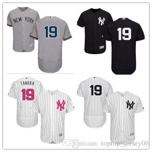 new style 6340c 9972f 2018 2018 New York Yankees Jerseys #19 Masahiro Tanaka Jerseys  Men#WOMEN#YOUTH#Men'S Baseball Jersey Majestic Stitched Professional  Sportswe From ...