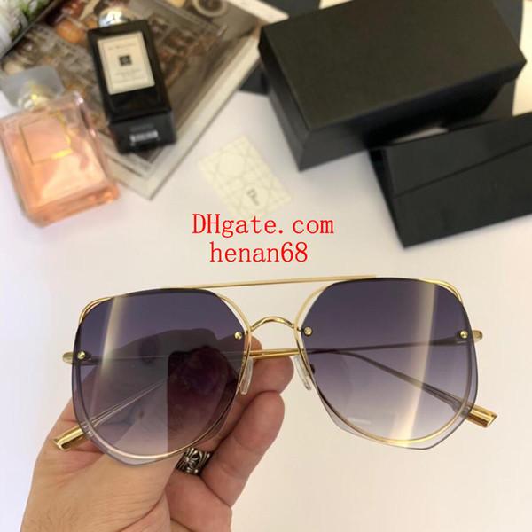 76ed2237c894b Mulheres óculos de sol de grife de luxo Nova moda de alta qualidade  retroang Diov marca