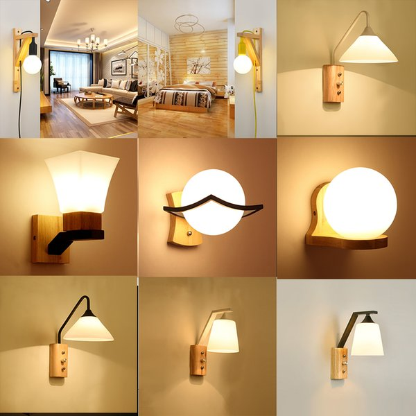2019 LED Wall Lamp Sconce For Living Room Bedroom Wall Light Indoor  Bathroom Warm White Bedside Lamps From Yinke_led, $10.8   DHgate.Com